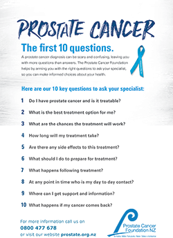 First 10 Questions